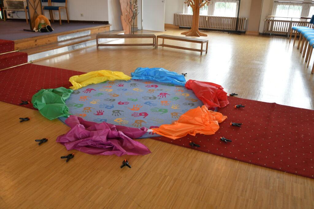 Gemeindzentrum Huckingen Gottesdienst Kinderkirche