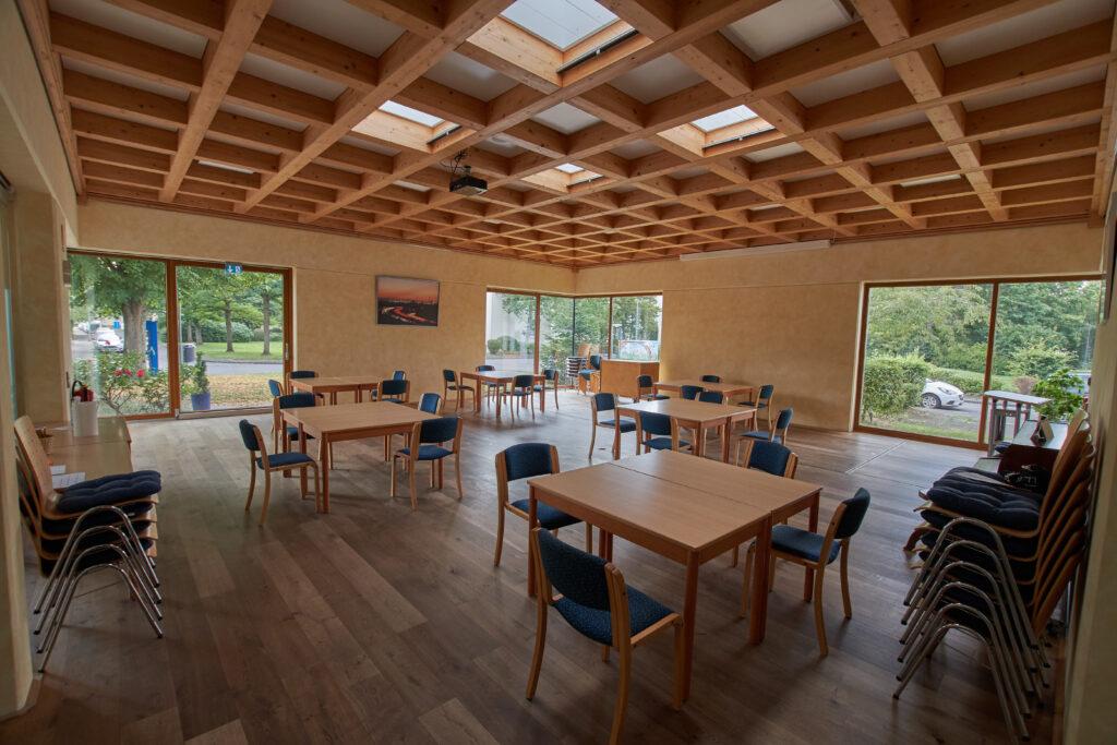 Gemeindezentrum Ungelsheim Gemeindesaal 4